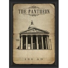 The Pantheon Wall Art