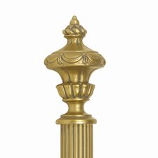 Fashion Avenue Isabella Curtain Finial
