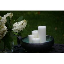 "Bennett 12"" Unscented Candle"