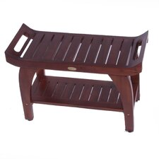 Tranquility Teak Asia Bench