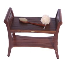 Symmetry Teak Shower Bench