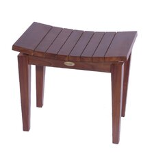 Sojourn Asia Furniture Contemporary Teak Shower Bench