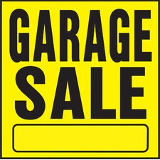 Garage Sale Sign (Set of 20)