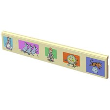 Mother Goose Wall Border
