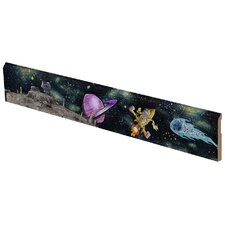 Space Adventures Wall Trim