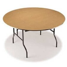"F Series 60"" Round Folding Table"