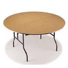 "F Series 48"" Round Folding Table"