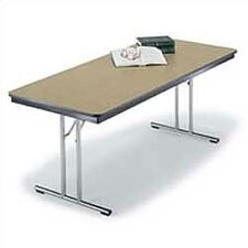Chrome Leg Designer Series Folding Conference Table