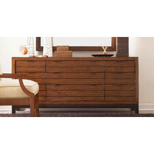 Ocean Club Oceania 9 Drawer Dresser