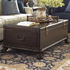 Island Traditions Harwick Trunk Coffee Table