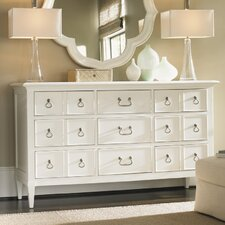 Grotto Isle 9 Drawer Dresser
