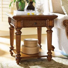 Island Estate Boca End Table