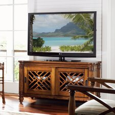 "<strong>Tommy Bahama Home</strong> Island Estate 52"" TV Stand"