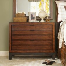 Ocean Club Coral 3 Drawer Nightstand