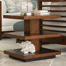 <strong>Tommy Bahama Home</strong> Ocean Club Lagoon End Table