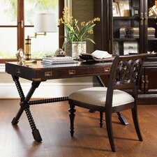 <strong>Tommy Bahama Home</strong> Royal Kahala Poets Crossing Writing Desk and Chair Set