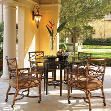 <strong>Tommy Bahama Home</strong> Royal Kahala 6 Piece Dining Set