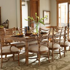 <strong>Tommy Bahama Home</strong> Beach House 7 Piece Dining Set