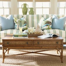 <strong>Tommy Bahama Home</strong> Beach House Coffee Table
