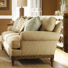 <strong>Tommy Bahama Home</strong> Beach House Golden Isle Cotton Sofa