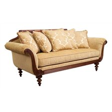 <strong>Tommy Bahama Home</strong> Plantation Scatterback Sofa
