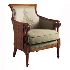 <strong>Tommy Bahama Home</strong> Nassau Tight Back Arm Chair