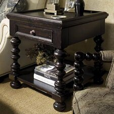 <strong>Tommy Bahama Home</strong> Kingstown Explorer End Table