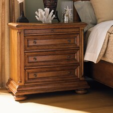 <strong>Tommy Bahama Home</strong> Island Estate Martinique 3 Drawer Nightstand