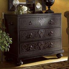 Kingstown 3 Drawer Tortola Dresser