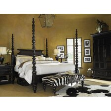 <strong>Tommy Bahama Home</strong> Kingstown Sovereign Poster Bedroom Collection