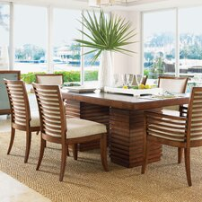 <strong>Tommy Bahama Home</strong> Oppulente 7 Piece Dining Set