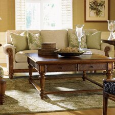 <strong>Tommy Bahama Home</strong> Island Estate West Shore Sofa
