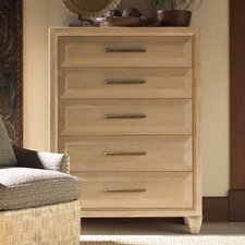 <strong>Tommy Bahama Home</strong> Road to Canberra Weston Creek 5 Drawer Chest