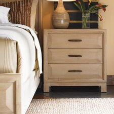 <strong>Tommy Bahama Home</strong> Road to Canberra Ashmore 3 Drawer Nightstand