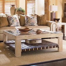<strong>Tommy Bahama Home</strong> Road to Canberra Cape York Coffee Table