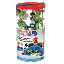 Jungle Bristle Blocks Set Toy