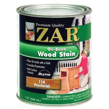 1 qt. Provincial Zar Oil Based Wood Stain