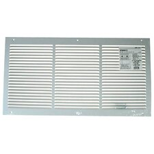 "0.5"" Bar 24"" X 1"" Return Air Grille"