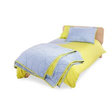 <strong>True Modern</strong> Scribble 2 Piece Twin Quilt Set
