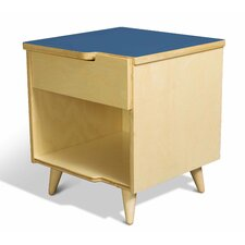 <strong>True Modern</strong> 11 Ply 1 Drawer Nightstand