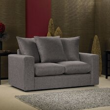 Lauren 2 Seater Pillow Back Sofa