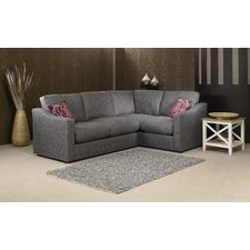 Amelia 4 Seater Corner High Back Sofa