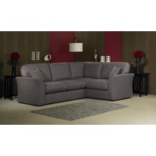 Cary 4 Seater Corner High Back Sofa
