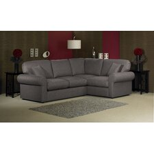 Lily 4 Seater High Back Corner Sofa