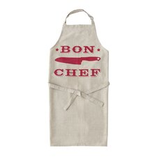 "Entertaining ""Bon Chef""  Apron"
