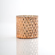 Castello Mercury Glass Votive