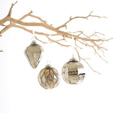 3 Piece Verona Ornaments Set