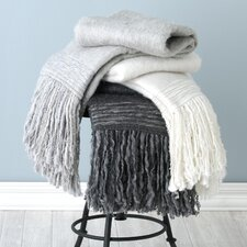 Elyse Wool / Acrylic / Polyester Throw