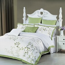Wisteria Duvet Collection