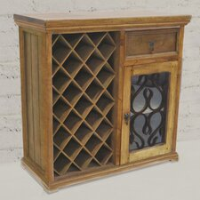 <strong>Artesano Home Decor</strong> Wine Cabinet